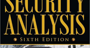 Security Analysis by Benjamin Graham, David Dodd, & Warren Buffet (Foreword)