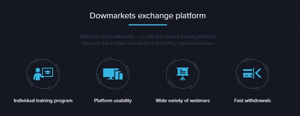 DowMarkets Review – Pros, Cons and Verdict