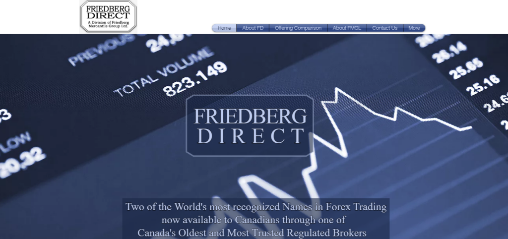 Friedberg Direct Overview