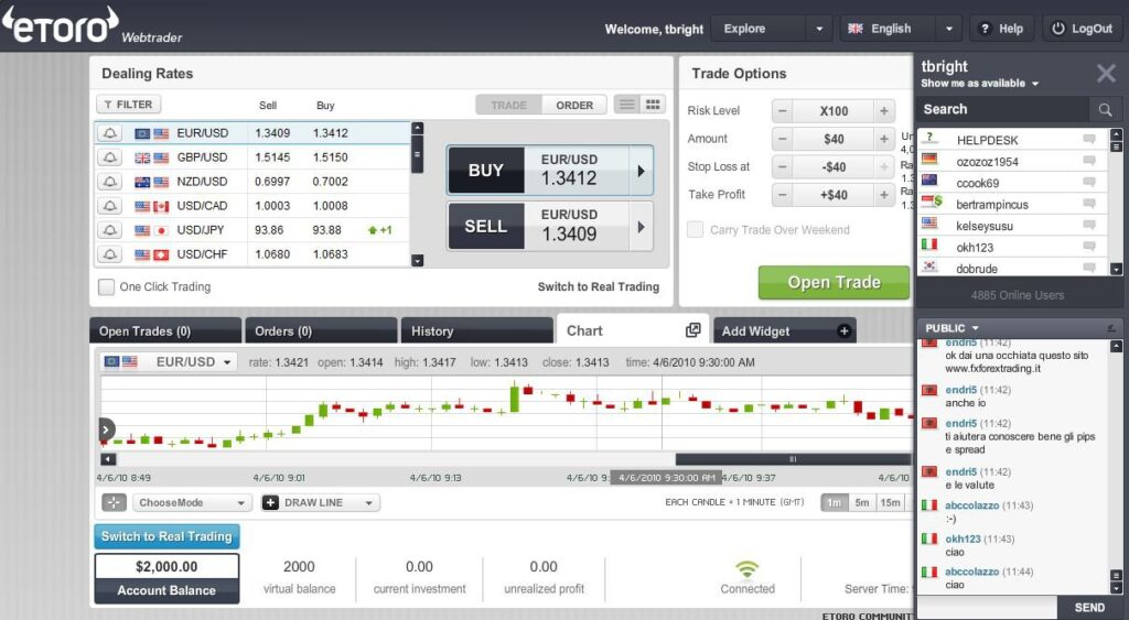 Is eToro a Brokerage Firm We Can Really Trust?